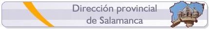 Direccion Provincial de Salamanca